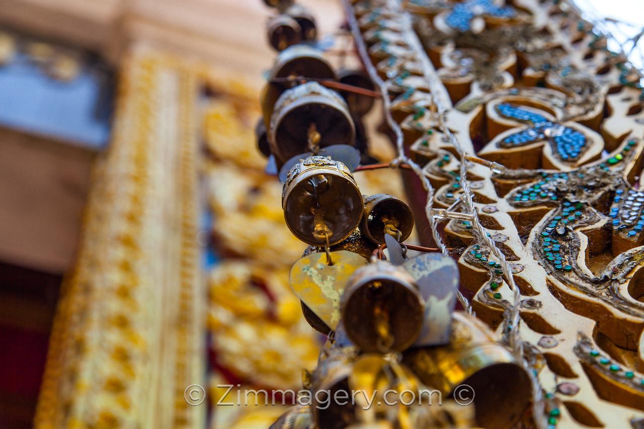 Bells, Doi Suthep Temple, Chiang Mai, Thailand