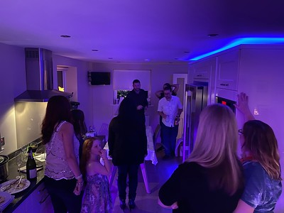 Cathy & Adrian's Fab Pre-Christmas Party 2019!