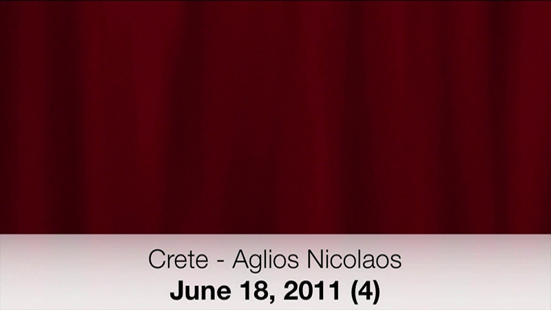 Crete - Aglios Nicolaos - Video # 4  http://ray-penny.smugmug.com/Vacation-2010-and-2011/Path-of-the-Ancient-Cultures/Video/11048677_3328dK#!i=1376761282&k=WKNZ49n&lb=1&s=L