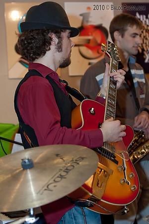 2010.04.28. - Dobri Dániel Quintett koncert
