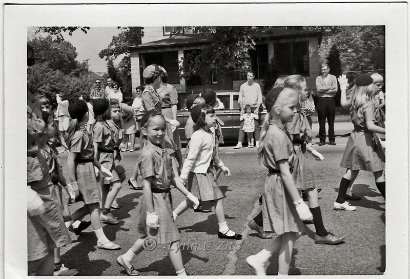 LYNN DEERFIELD MEMORIAL DAY PARADE MAY 31, 1965