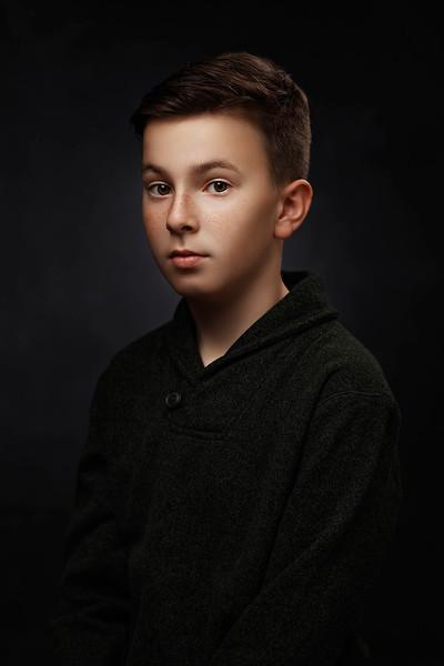 Sacramento studio portrait photographer. Child Fine Art Portrait.