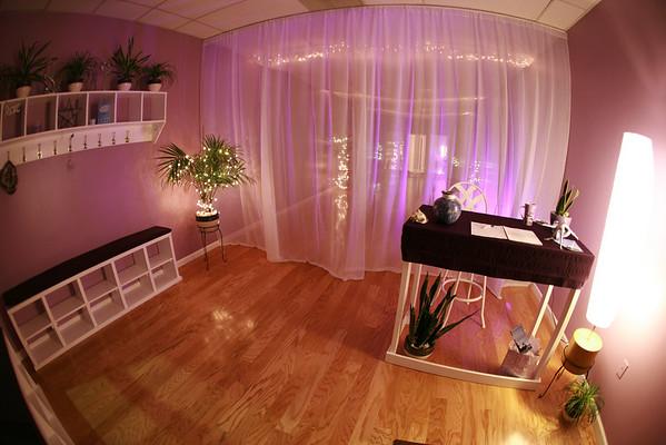 Carolina Power Yoga's 1st Studio