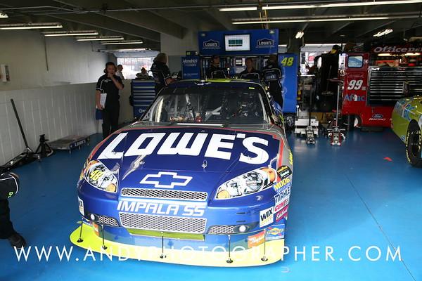 NASCAR Bank of America Charlotte #1