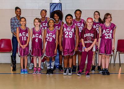 2016 ACA Girls Basketball