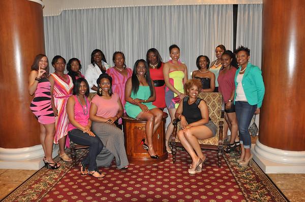 WSU Black Greek Alumni Reunion April 28-30, 2012