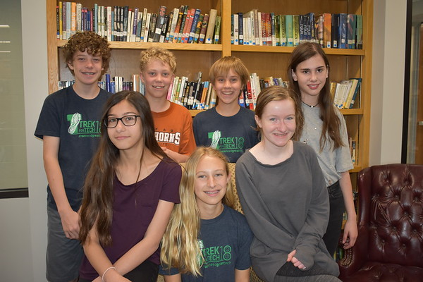 Seventh Grade Duke TIP Honorees