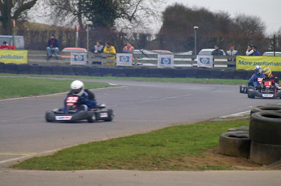BUKC Race Day Oxford Brookes team Feb 2006