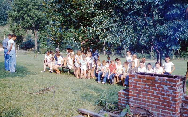 1958 Jr. Camp picnic.jpg