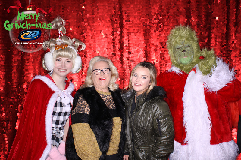 Merry Grinch-mas from Collision Works Shawnee