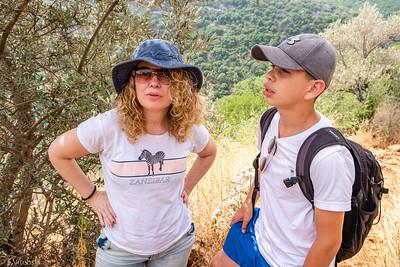 Nahal Kziv - June 2019