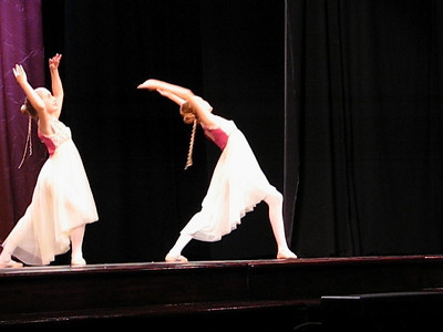 Ballet video Spring 2009