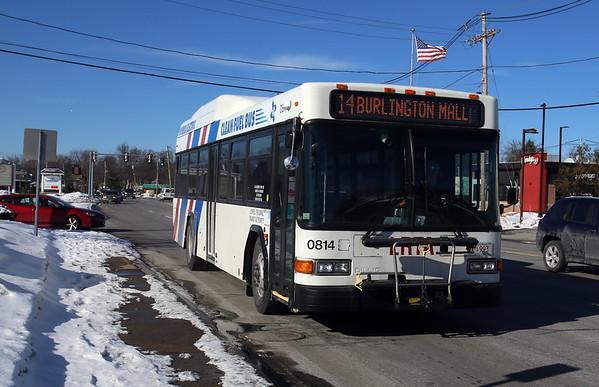 LRTA buses Billerica 021919