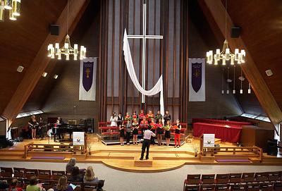 Mountain View UMC 04-29-2012 Festival of Voices