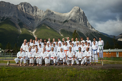 Canmore Camp 2012
