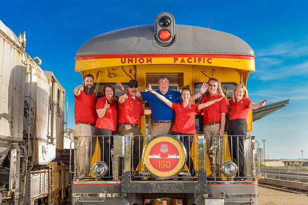 May 11th Union Pacific Train Ride