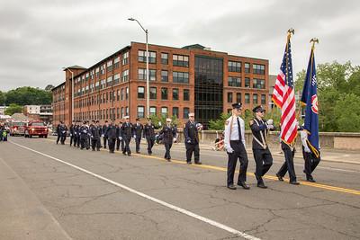 Shelton/Derby Memorial Day Parade 5/28/18