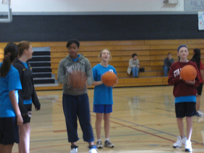 Bekah's Basketball 2007