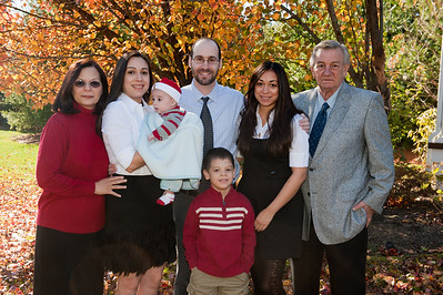 Reyes-Tuzinkiewicz Thanksgiving