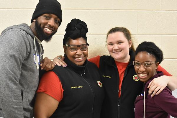 Alumni Service Day 2018- City Year Washington, DC