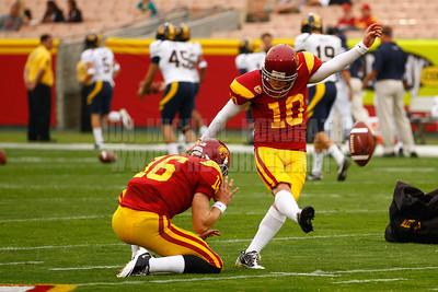 USC v Cal 10/16/2010