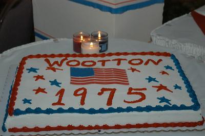 Wootton High School Class of 1975 30th Reunion