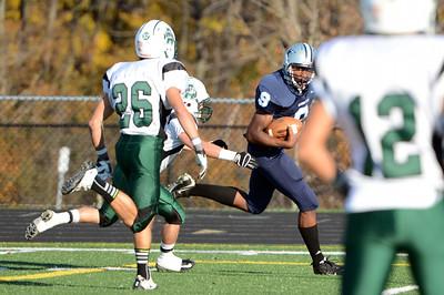KHS JV vs. Aurora JV (10/25/2012)