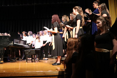 All County Chorus Concert 2019