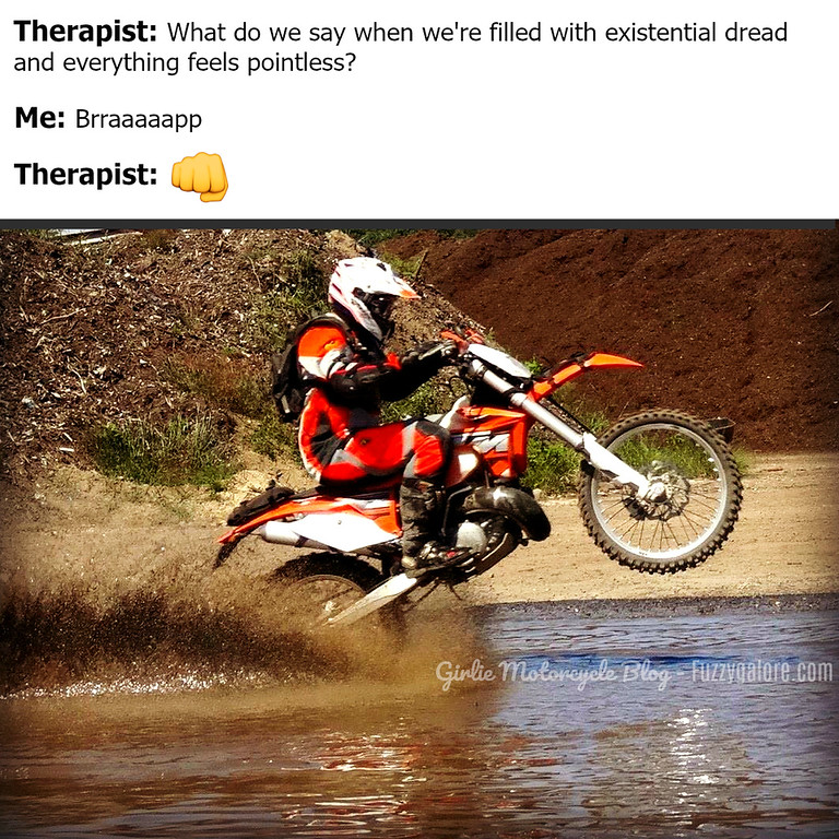 Motorcycle Memes Make Two Braaaps