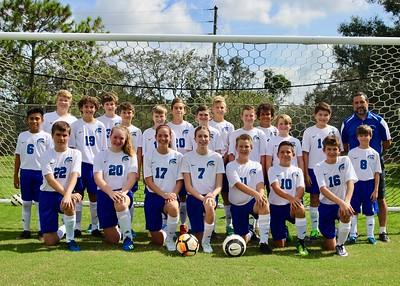 CCS Soccer 2018-2019