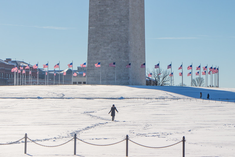 Jan. 24th - Washington Monument