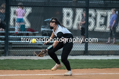 YCHS Varsity Softball vs South Pointe