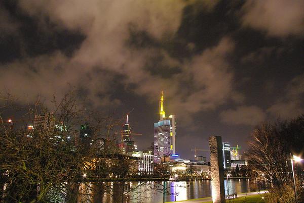 First stop - Frankfurt