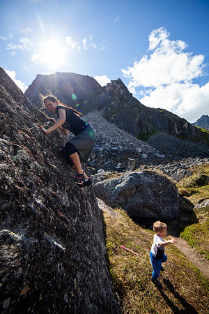 Boulders and Babies