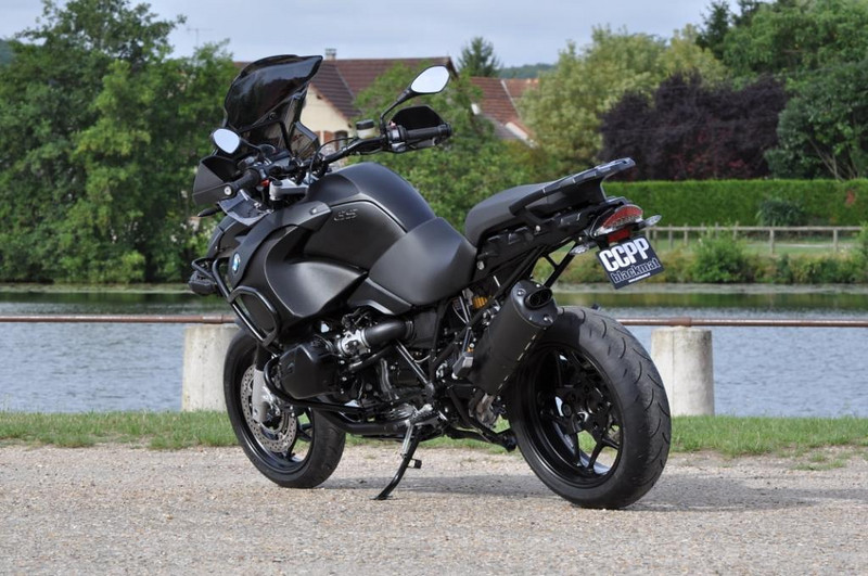 "Panda Moto 89 BMW R1200GS ""BlackMat"" 