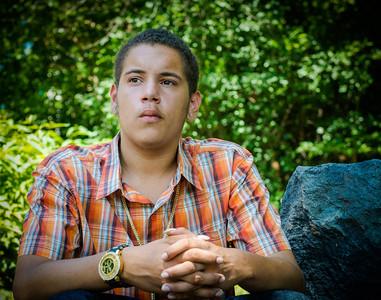 Jordan's Senior Pictures
