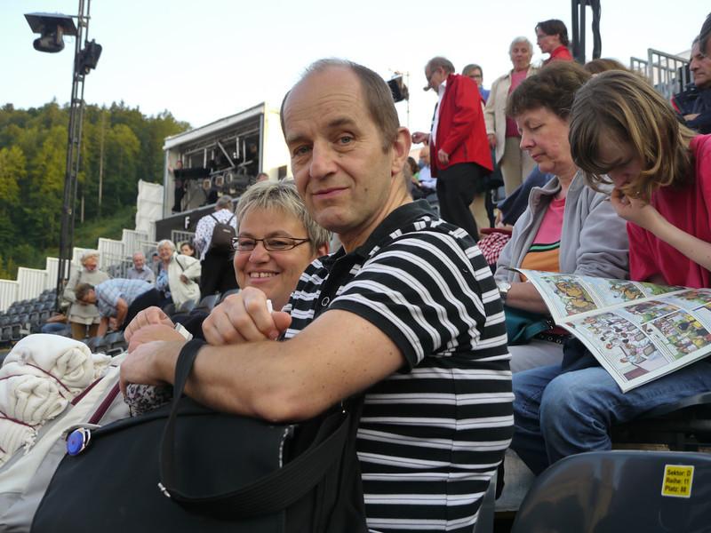 @RobAng 2013 / Welttheater Einsiedeln / Kloster Einsiedeln, Einsiedeln, Kanton Schwyz, CHE, Schweiz, 905 m ü/M, 2013/07/06 20:32:37