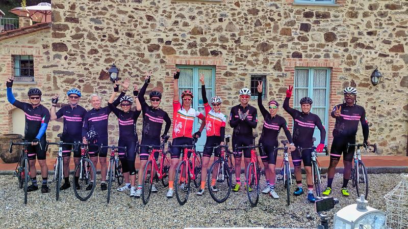 Day 3: Giro Day One Stage 2 Borghetto to Fuchecchio