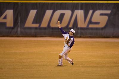 UNA Baseball Home Openers 02/09/14
