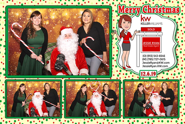 Jessie Ryan Keller Williams Christmas Party