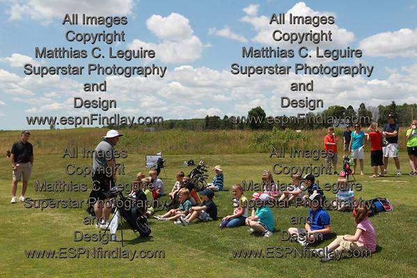 2012-06-04 Van Buren Golf Camp Day One