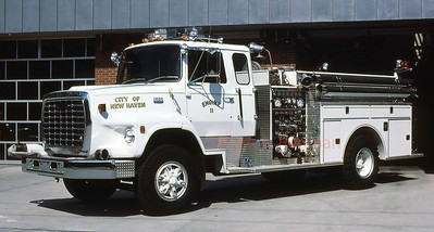 Apparatus Shoot - Vintage Rigs, New Haven, CT - Multiple Dates