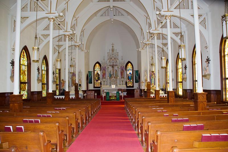 St. Joseph In New Waverly Texas