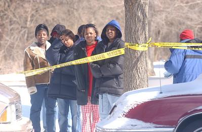 Murder Scene in Fremont