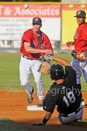 Twins vs BriSox 6-27-2012