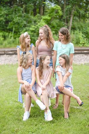 Hobbins Family 2020