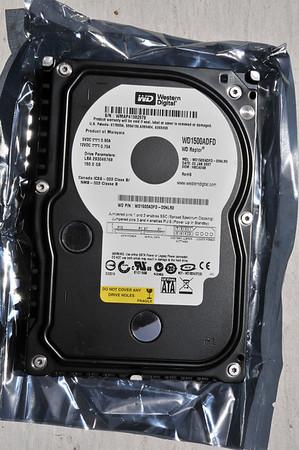FS Ebay: WD Raptor 150 GB SATA Hard Drive ( WD1500ADFD ) (SOLD)
