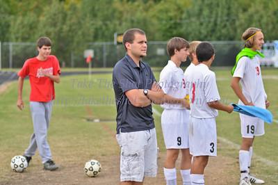 2011-09-19 BHS JV Soccer VS Ardrey Kell