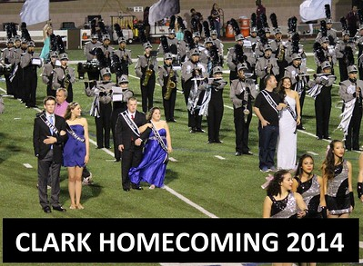 CLARK HOMECOMING 2014