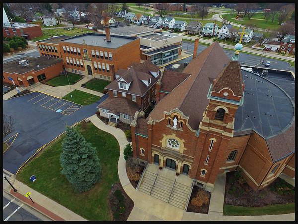 St Paul Parish, North Canton